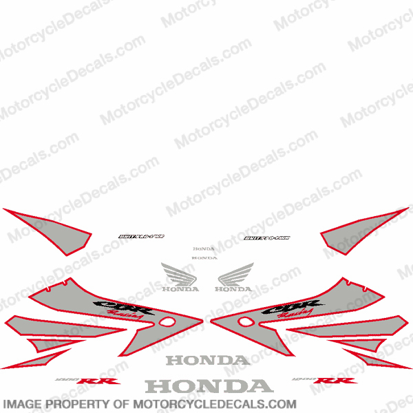 1000RR Custom Erion Decal Kit