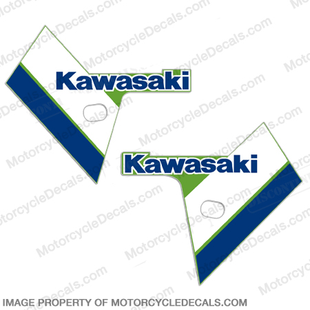 Kawasaki Tecate T3 Decal Kit - 1986